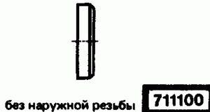 Код классификатора ЕСКД 7111