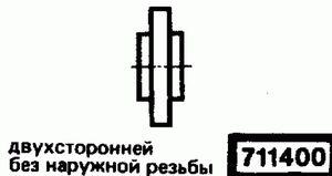 Код классификатора ЕСКД 7114