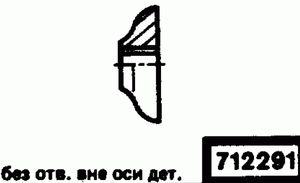 Код классификатора ЕСКД 712291