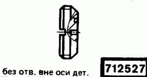 Код классификатора ЕСКД 712527