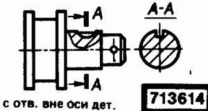 Код классификатора ЕСКД 713614