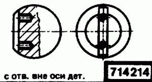 Код классификатора ЕСКД 714214