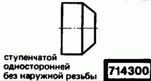 Код классификатора ЕСКД 7143