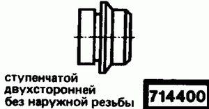 Код классификатора ЕСКД 7144