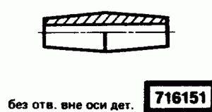 Код классификатора ЕСКД 716151
