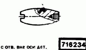 Код классификатора ЕСКД 716234