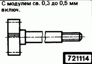 Код классификатора ЕСКД 721114