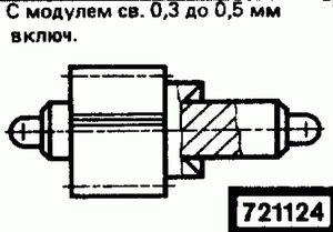 Код классификатора ЕСКД 721124