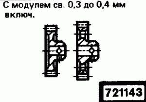 Код классификатора ЕСКД 721143