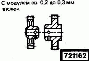 Код классификатора ЕСКД 721162