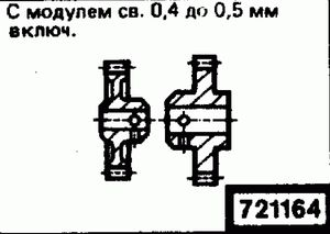 Код классификатора ЕСКД 721164