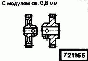 Код классификатора ЕСКД 721166