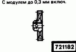 Код классификатора ЕСКД 721182