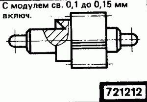 Код классификатора ЕСКД 721212