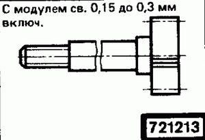 Код классификатора ЕСКД 721213