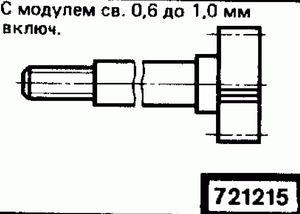 Код классификатора ЕСКД 721215