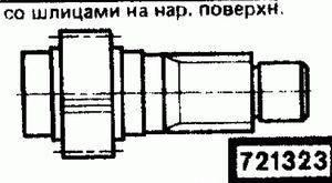 Код классификатора ЕСКД 721323