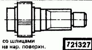 Код классификатора ЕСКД 721327