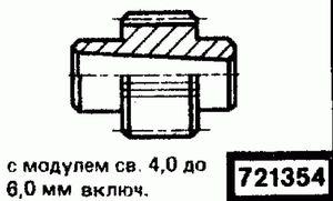 Код классификатора ЕСКД 721354