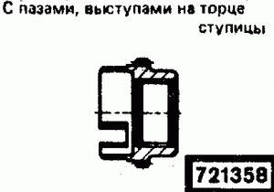 Код классификатора ЕСКД 721358