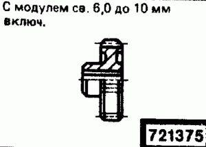 Код классификатора ЕСКД 721375