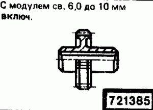 Код классификатора ЕСКД 721385