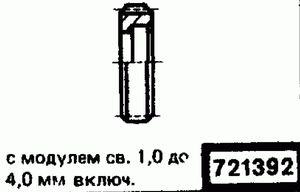 Код классификатора ЕСКД 721392