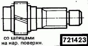 Код классификатора ЕСКД 721423