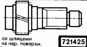 Код классификатора ЕСКД 721425