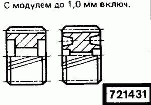 Код классификатора ЕСКД 721431
