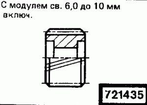 Код классификатора ЕСКД 721435