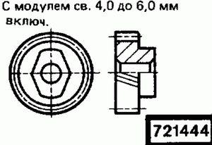 Код классификатора ЕСКД 721444
