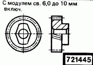 Код классификатора ЕСКД 721445