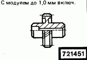 Код классификатора ЕСКД 721451