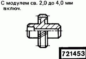Код классификатора ЕСКД 721453