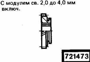 Код классификатора ЕСКД 721473