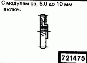 Код классификатора ЕСКД 721475