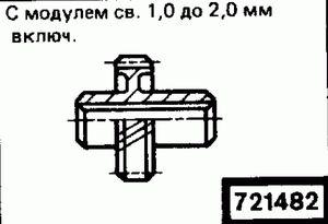 Код классификатора ЕСКД 721482