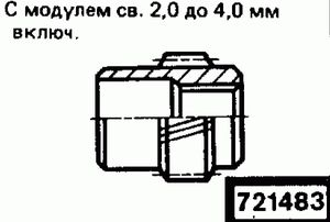 Код классификатора ЕСКД 721483