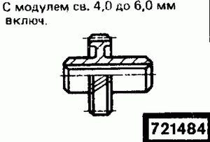 Код классификатора ЕСКД 721484