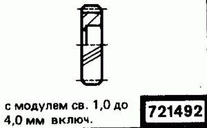 Код классификатора ЕСКД 721492
