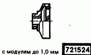 Код классификатора ЕСКД 721524
