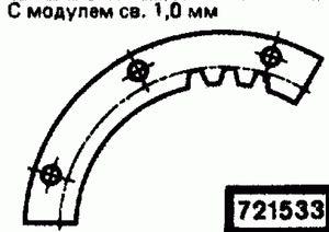 Код классификатора ЕСКД 721533