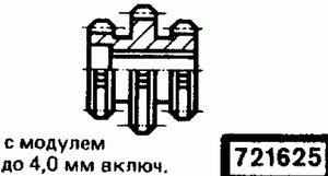 Код классификатора ЕСКД 721625