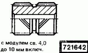 Код классификатора ЕСКД 721642