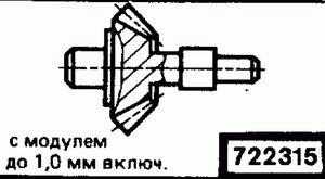Код классификатора ЕСКД 722315