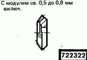 Код классификатора ЕСКД 722322