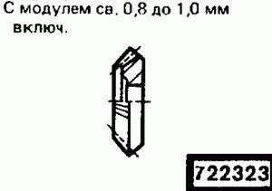 Код классификатора ЕСКД 722323