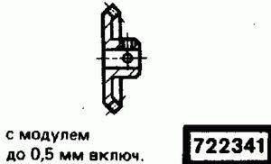 Код классификатора ЕСКД 722341
