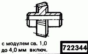 Код классификатора ЕСКД 722344